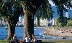 世界1住みやすい国 カナダ バンクーバー