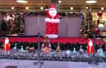 もうすぐクリスマス サンタクロース